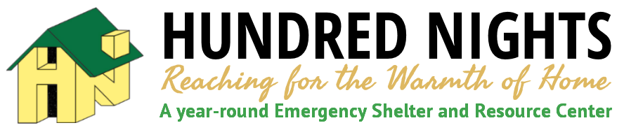 Hundred Nights - Cold Weather Shelter & Open Doors Resource Center