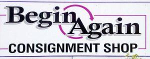 Begin Again Consignment