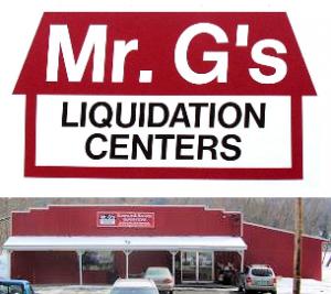 Mr Gs Liquidation Centers