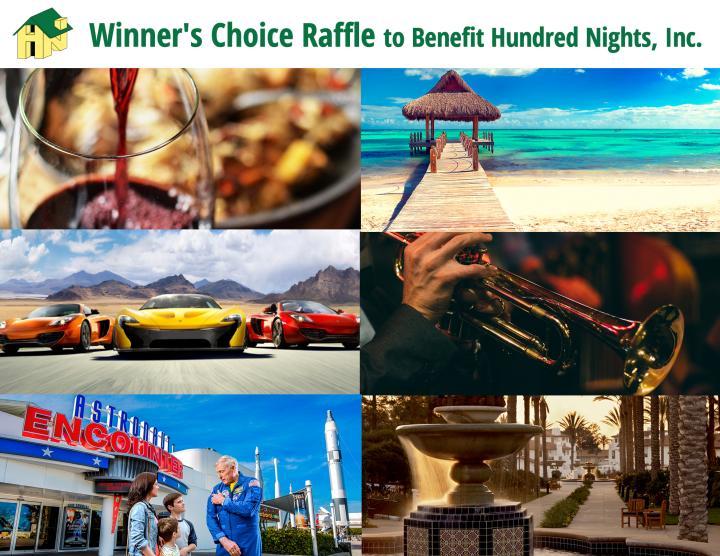 Winners Choice Raffle