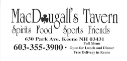 MacDougalls Tavern