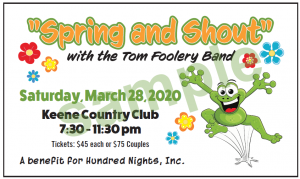 Spring and Shout tickets