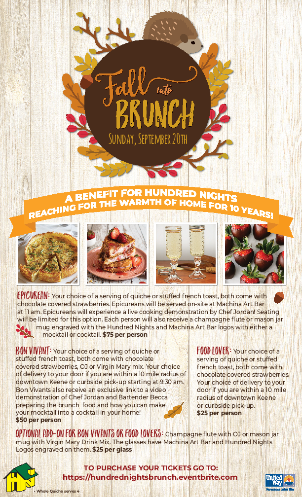 Fall Into Brunch
